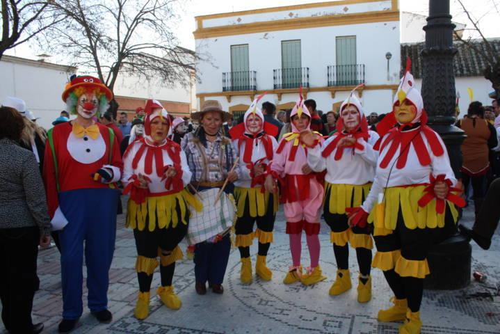 Festividad del domingo de piñata 11