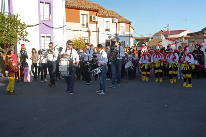 Festividad del domingo de piñata 16