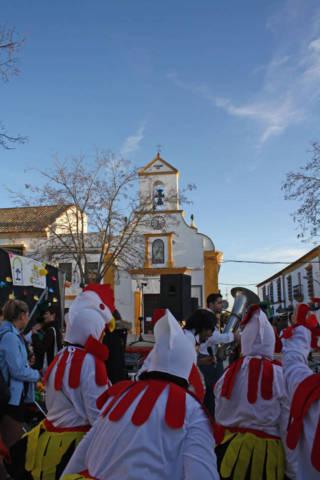 Festividad del domingo de piñata 19