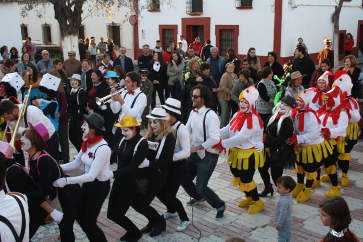 Festividad del domingo de piñata 20