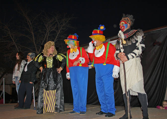 Festividad del domingo de piñata 26