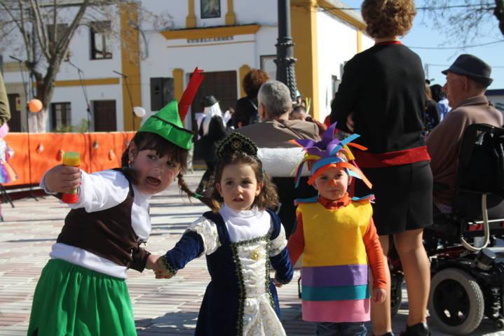 Festividad del domingo de piñata 3