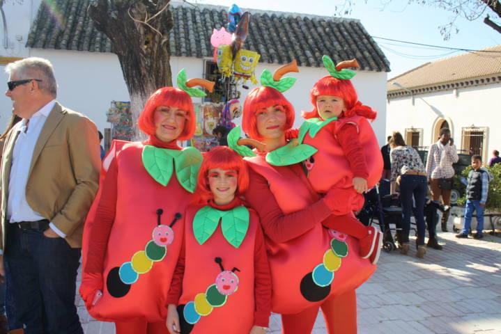 Festividad del domingo de piñata 5